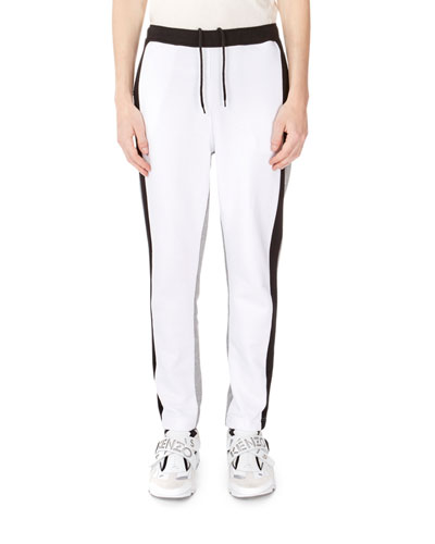 34e9d91aec20 Promotion Men s Colorblock Jog Pants Quick Look. Kenzo