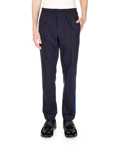 7b2e66d66fbd Promotion Men s Band Sides Track Pants