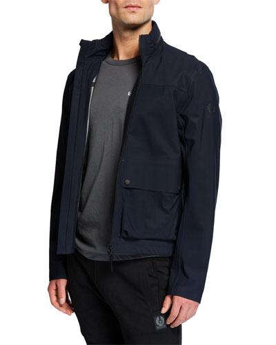 Men's Drift Weather-Resistant Twill Jacket