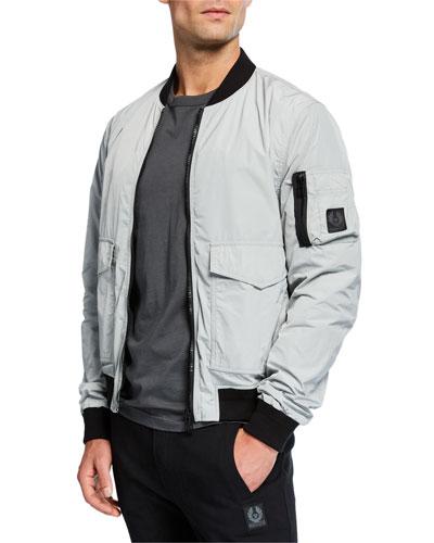 Men's Moonshine Barham Bomber Jacket