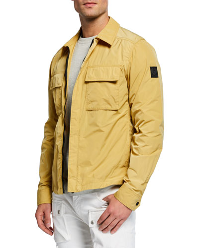 Men's Ollerton Pocket Shirt Jacket