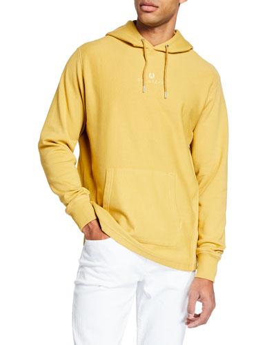 Men's Logo Pullover Hoodie Sweatshirt