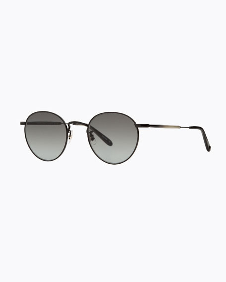 Men's Wilson M 49 Round Sunglasses