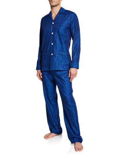Men's Paris 15 Classic Pajama Set