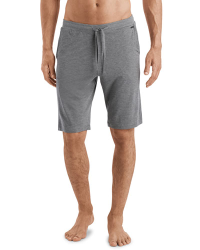 Men's Pattern Casual Shorts