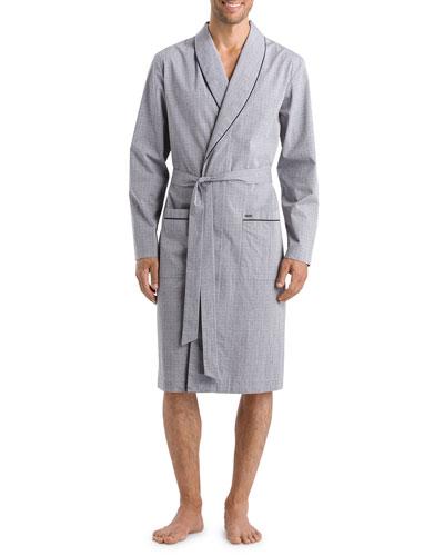 Men's Theo Woven Robe