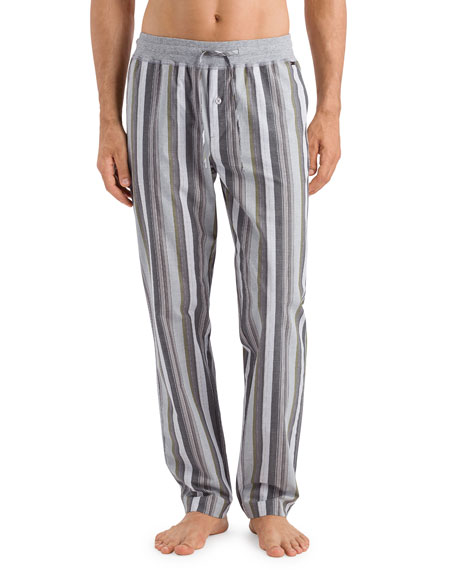Hanro Men's Aldo Woven Lounge Pants