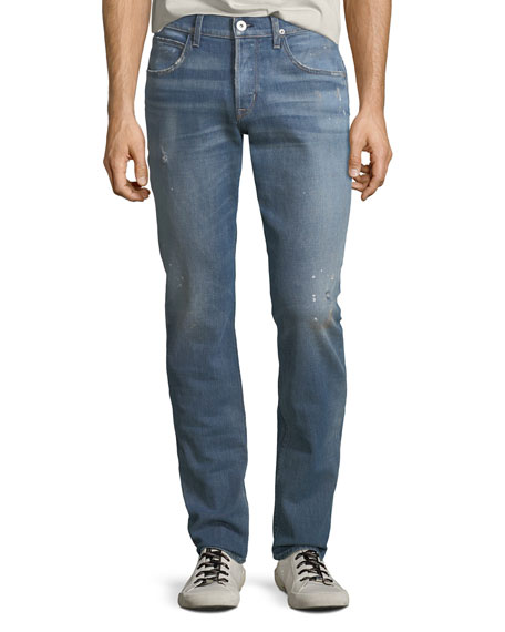 Men's Blake Slim-Straight Denim Jeans, Intoxicate