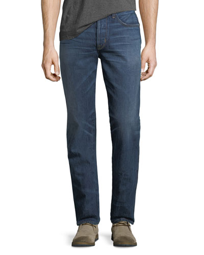 Men's Dixon Easy Straight Jeans  Trigger