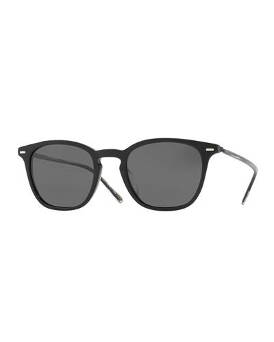 Men's Heaton Acetate Sunglasses