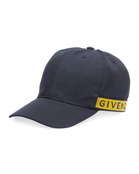 Givenchy Men's Curved Peak Hat