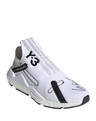 Men's Reberu Sock Knit Sneakers