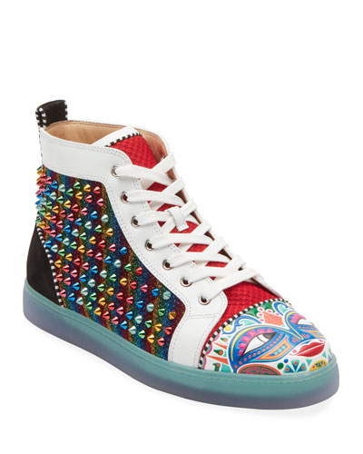 purchase cheap c3761 e5eac Christian Louboutin Men at Bergdorf Goodman