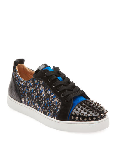 Men's Louis Junior Spike Low-Tip Sneakers