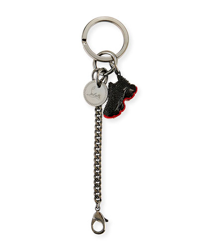Men's Running Shoe Key Ring