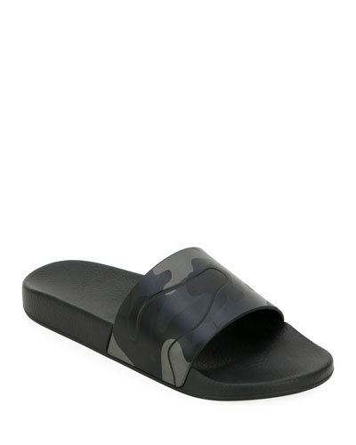 Men's Camo Slide Sandal