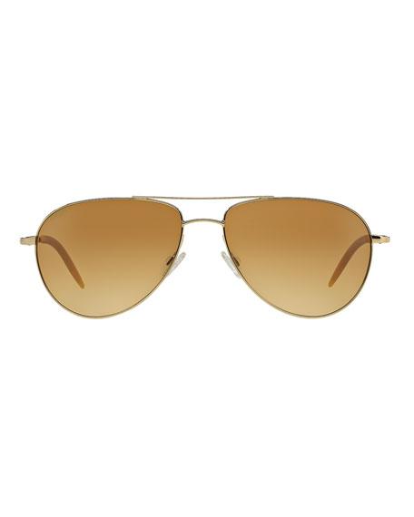 Men's Benedict Aviator Sunglasses