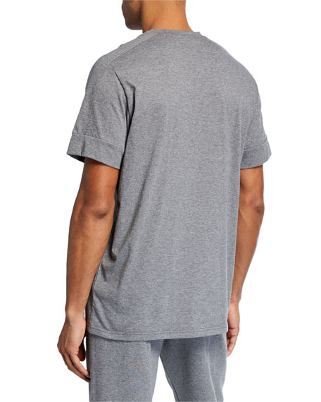 Men's Logo-Embroidered Figures T-Shirt