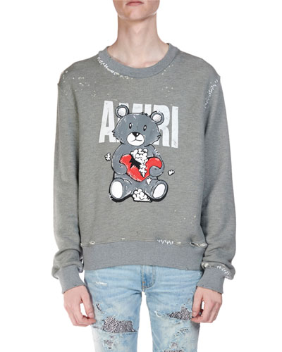 Men's Teddy Repair Sweatshirt