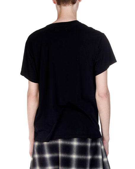 Men's Amiri Short-Sleeve T-Shirt