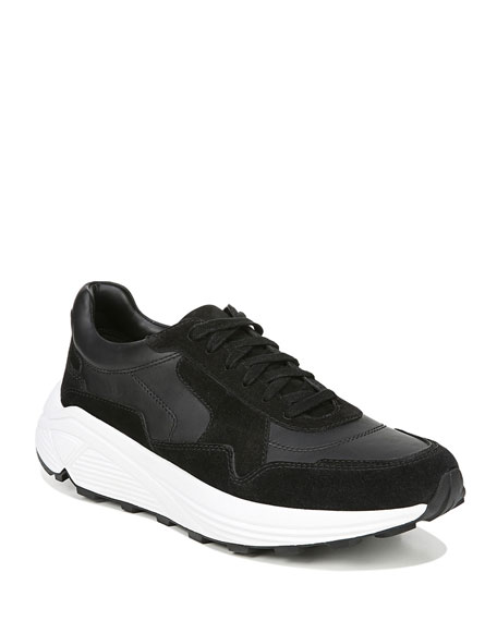 Men's Eastside Leather & Suede Low-Top Sneakers