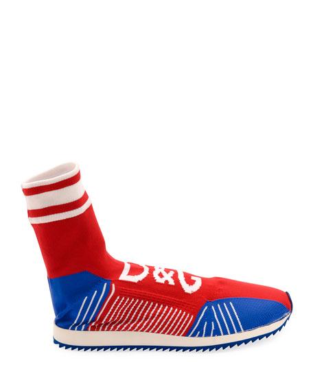 Men's Sorrento Sock Soccer Sneakers