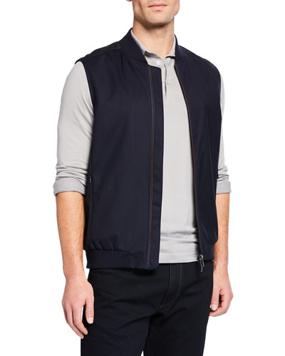 Men's Crossroad TecnoWool Vest