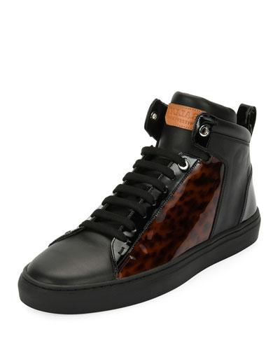 Men's Hedo Turtle High-Top Sneakers