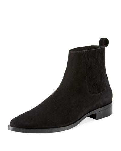 Men's Peck Chelsea Boot  Black