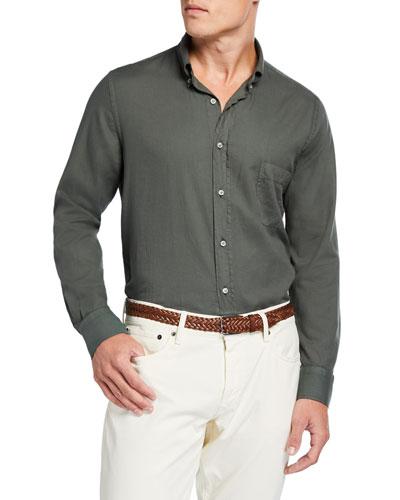 Men's Alfred Pocket Sport Shirt