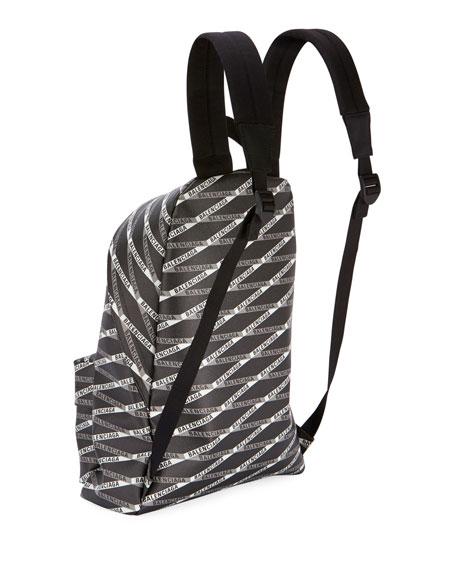Men's Explorer Canvas Backpack