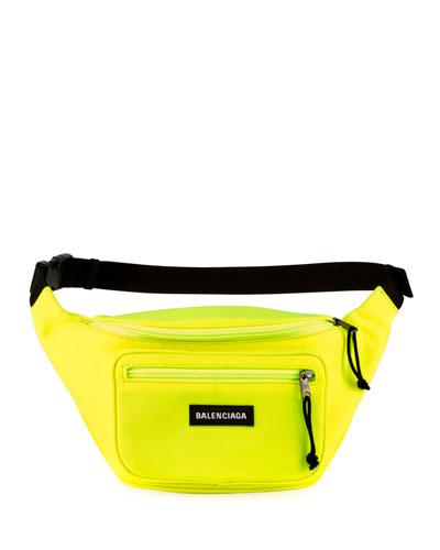 Men's Explorer Nylon Belt Bag