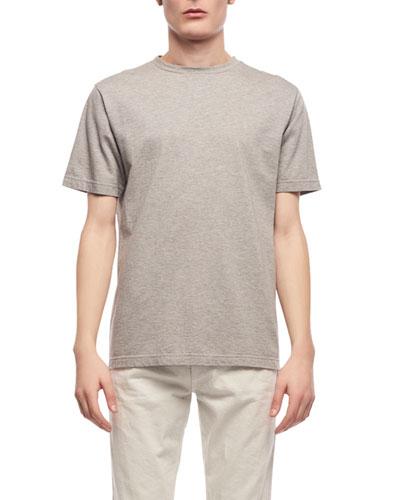 Men's Roger Silk-Blend T-Shirt