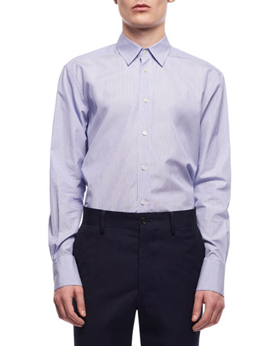 Men's Keith Poplin Sport Shirt