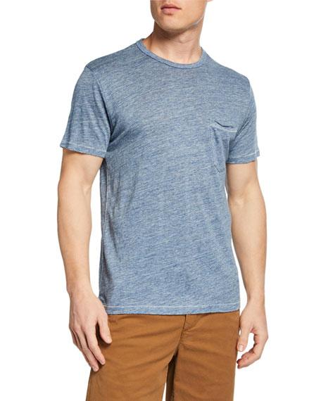Men's Owen Heathered Pocket T-Shirt