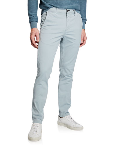 Men's Fit 2 Slim-Fit Classic Chino Pants