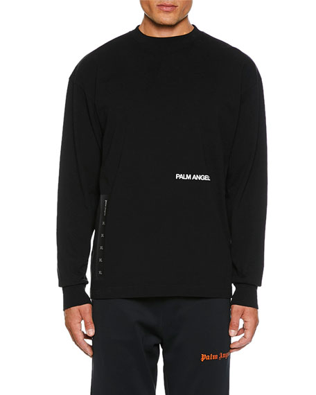 Palm Angels Recovery Long-Sleeve T-Shirt