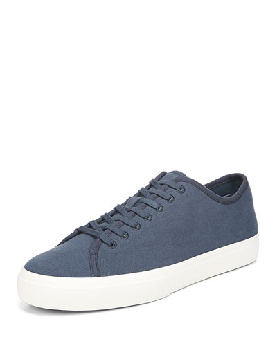 Men's Farrell-3 Canvas Low-Top Sneakers
