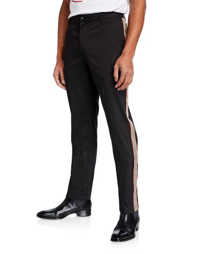 Men's Shibden Slim-Leg Chino Pants