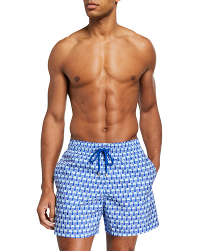 Men's Mahina 15th August Instanbul Swim Trunks