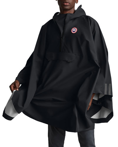 Men s Water-Resistant Field Poncho Quick Look. Canada Goose 0224553a9065