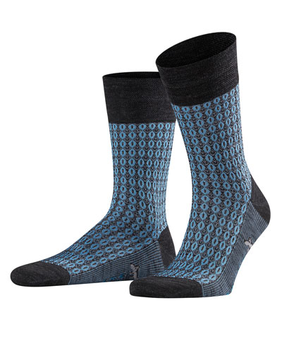 Men's Lizzard Eye Socks
