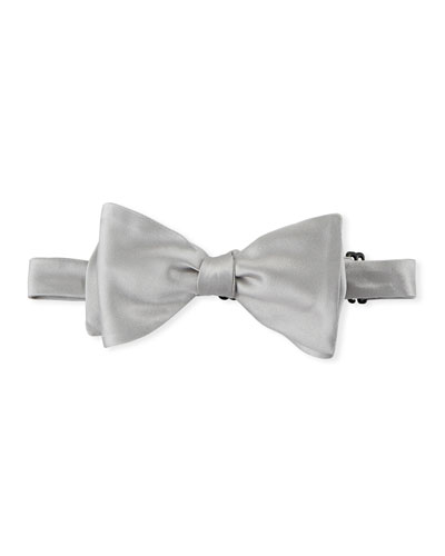 Large Silk Bow Tie