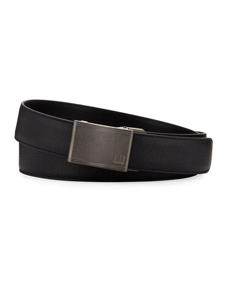 dunhill Men's 35mm Leather Belt