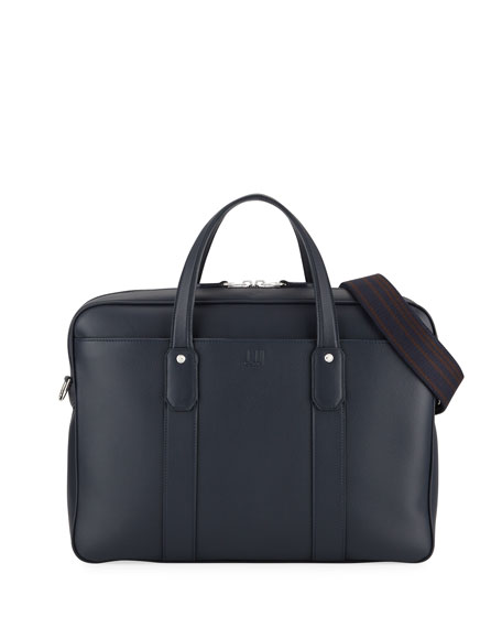 dunhill Men's Hampstead Leather Document Case