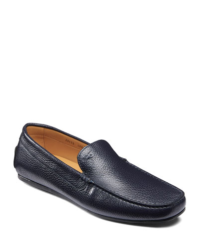 Men's Wellington Drivers  Navy