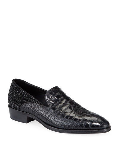 03d3bf8f07ac6 Giuseppe Zanotti Men's Shoes & Boots at Bergdorf Goodman