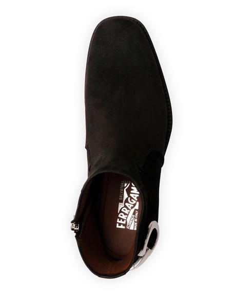 Men's Bankley Gancini Ankle Boots