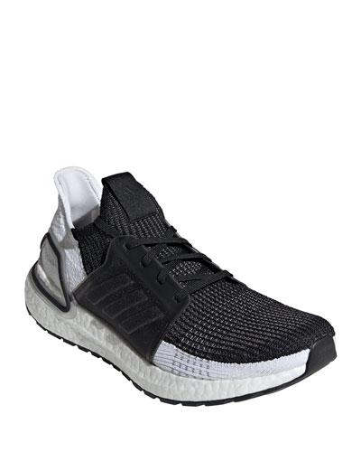 Men's UltraBoost 19 Knit Running Sneakers