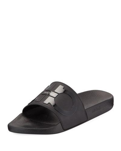 Men's Groove 2 Rubber Slide Sandals